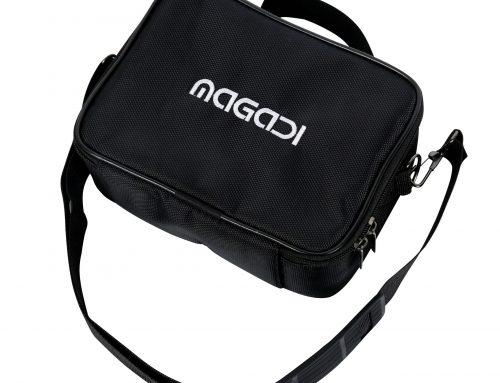 Soft bag for 18 key kalimba with soundbox